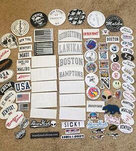 Brandy Melville deco vinyl stickers Set Of 35