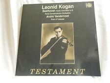 BEETHOVEN Violin Concerto LEONID KOGAN Andre Vandernoot 180 gram SEALED LP