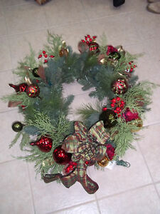 Image Is Loading Frontgate Asheville Holiday Greenery Luxury  Christmas 32 034