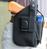 Gun Holster Hip For S&w Sw9ve & Sw40ve With Underbarrel Tactical Light Or Combo