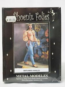 Phoenix Folies 80mm Metal Miniature FX06 FREYA the VIKING Brand NEW