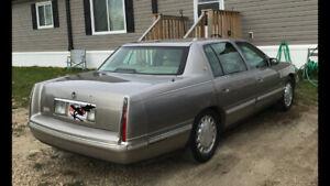 1997 Cadillac Deville Luxury