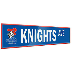 Newcastle-Knights-NRL-Tin-Street-Sign-NRL-OFFICIAL-MERCHANDISE