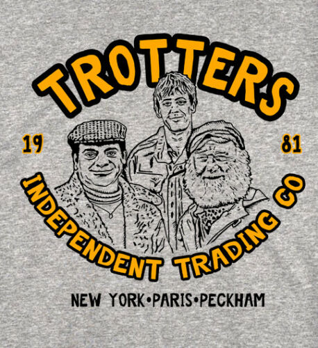 Unofficial Fan Tee Trotters Independent Trading Only Fools Inspired T-shirt