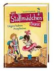 Die Stallmädchenbande - Lügen haben Ponybeine von Astrid Göpfrich (2015, Gebundene Ausgabe)