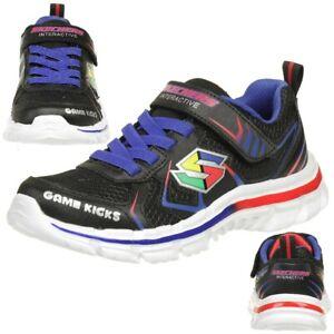 Game Pour Kicks Nitrates Enfants Bkmt Sneaker Skechers Des Chaussures Og Fq0WEp