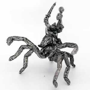 Goblin-Spider-Rider-Leader-Warhammer-Fantasy-Armies-28mm-Unpainted-Wargames