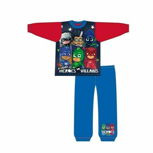 Boys Kids Children Toddler PJ Masks Catboy Owlette Gekko Pjs Pyjamas Age 1-5Year
