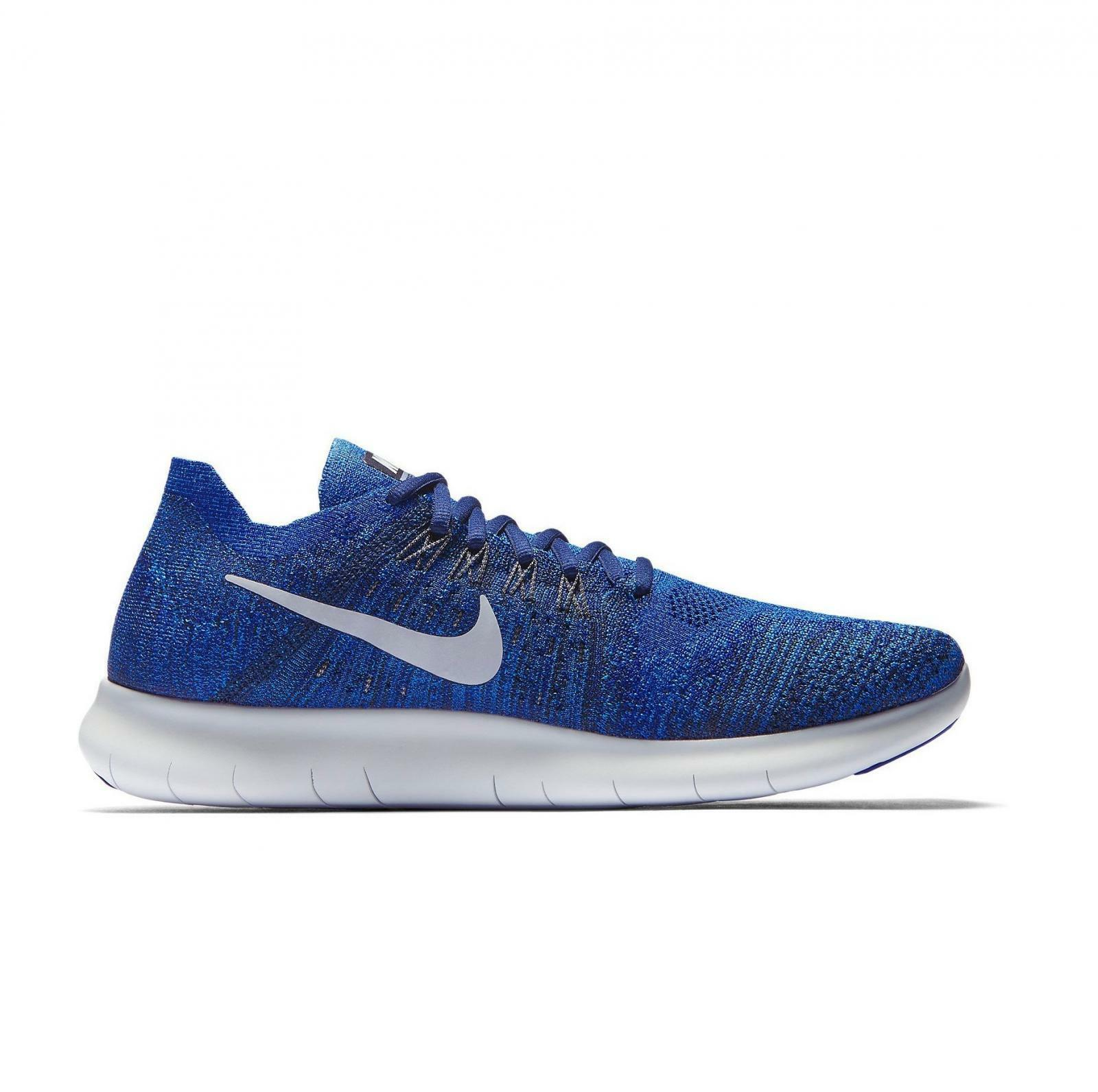 Homme NIKE Libre RN FLYKNIT 2017 Deep Royal FonctionneHommest paniers 880843 405