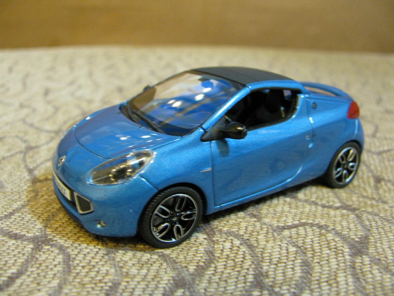 1 43 Minichamps Renault Sport Diecast viento (2010)