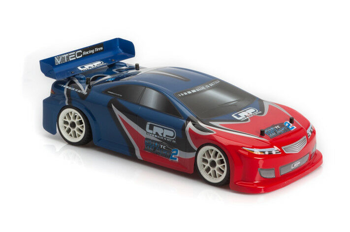 LRP - CS10 Blast TC 2 RTR 2.4GHz - 1/10 4WD Electric Touring Car