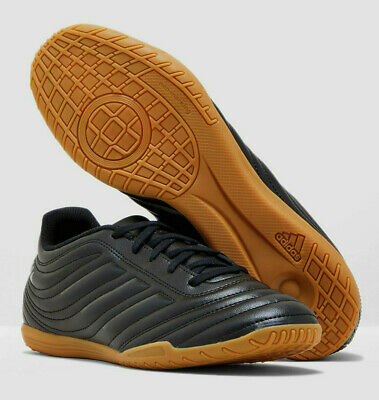 Sin sentido Pastor Mejorar  Adidas Hombre Zapatos Botas de Fútbol Sala Copa 19.4 Interior Tacos Negro  F35485 | eBay