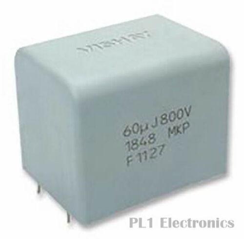 Vishay ROEDERSTEIN MKP1848 640 094Y5 Film Capacitor MKP1848 Series 40 µF