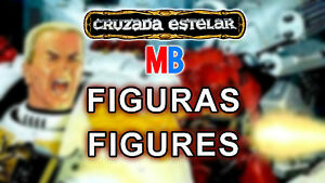 Multi-Anuncio Figuras Cruzada Estelar Space Crusade's Figures MB&Games Workshop