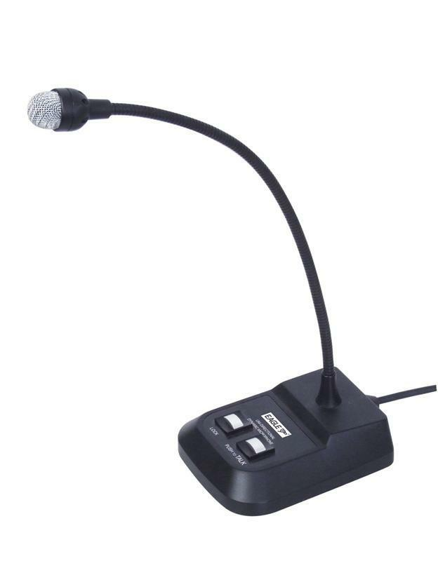 Eagle Professional Dynamic Paging Microphone [P609TA]