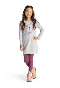 NWT Gymboree Girl Woodland Weekend Grey Bear Top /& Leggings Outfit 2T 3T 4T