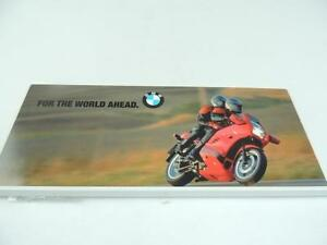 BMW 1988 Dealer Brochure Postcard Post Card R100 GS R100GS