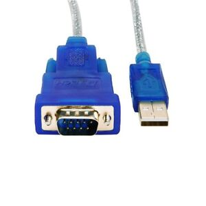 Quality AU Stock Express Shipping! USB DB9 Serial Cable