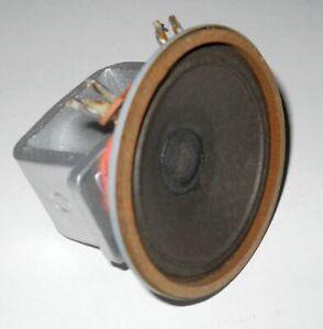 Vintage Hochtöner Lautsprecher Röhrenradio