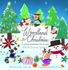 Woodland Christmas: A Festive Wintertime Pop-Up Book by Yevgeniya Yeretskaya (Hardback, 2013)