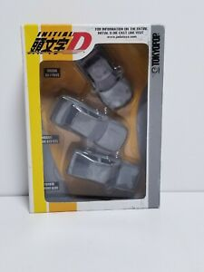 RARE-initial-D-Tokyopop-Die-Cast-Cars-Exclusive-Collectors-Edition-Jada-Ae86-Rx7