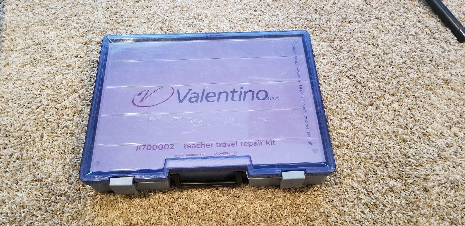 Valentino Teacher Travel Repair Kit