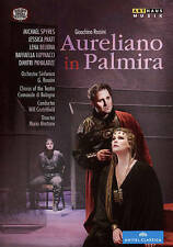 Aureliano in Palmira Rossini Opera Festival DVD, 2015, 2-Disc Set