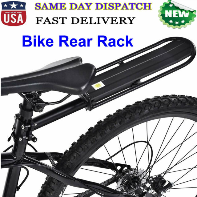 Axiom Bicycle Trekk Seat Collar /& Rear Rack Mount Adapter Black 29.8mm Bike