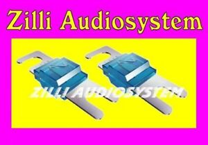 Connection By AUDISON FUSIBILI AFC 100 A 100 Ampere SFA 100 5 pezzi Nuovo