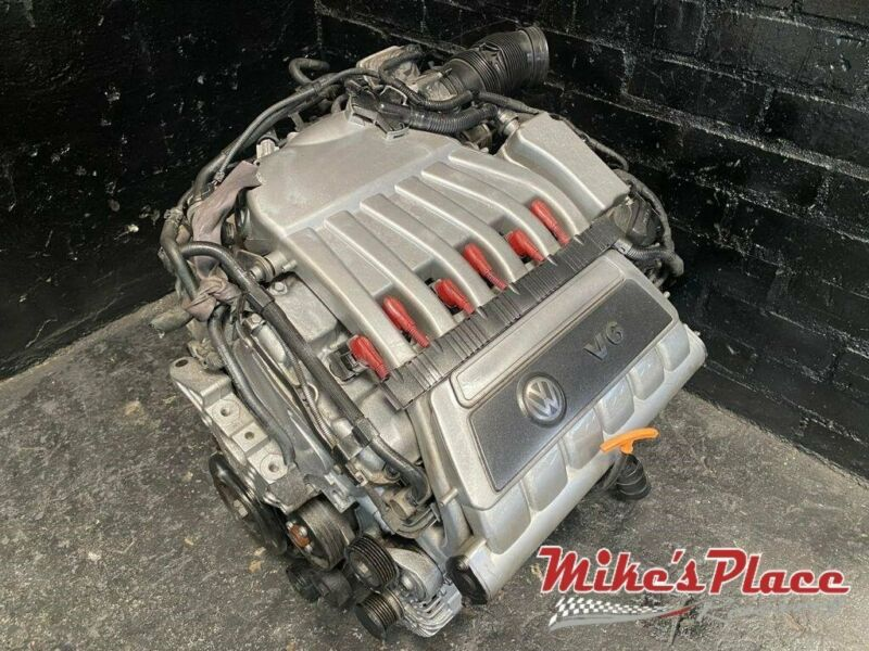 Audi A3 - Golf 5 R32 3.2 V6 BUB Engine for sale at Mikes Place
