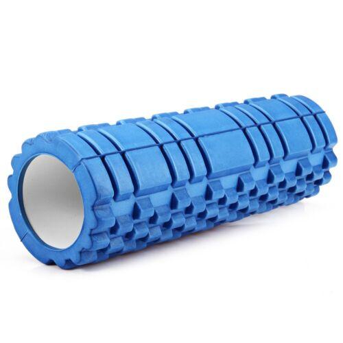 Fitness Floating Point//EVA Yoga Foam Roller for Physio Massage Pilates NEW