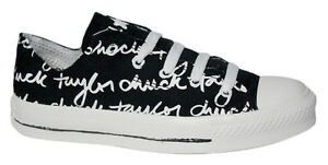 CONVERSE-CHUCK-TAYLOR-ALL-STAR-dessine-OX-Lo-haut-Baskets-unisexe-100147f-D81