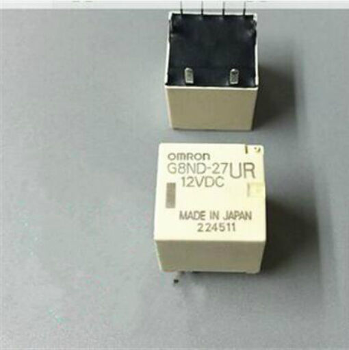 G8ND-27UR-12VDC Power Relay from Omron ''UK STOCK'' uk COMPANY SINCE1983 NIKKO
