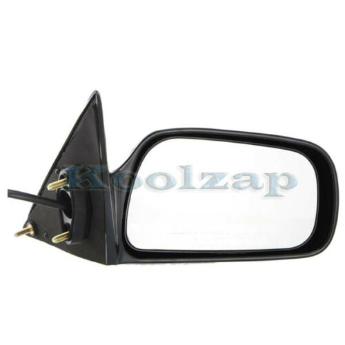 KV For Power Rear View Door Mirror W//Glass+Housing Right Passenger Side