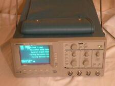 Tektronix Tas 485 200mhz 4 Channel Oscilloscope Tas485 Works Fine