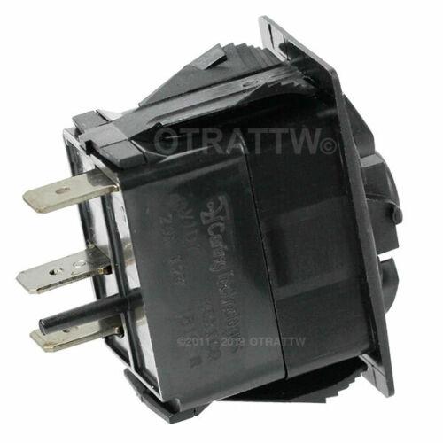 WHITE LENS BACKUP ALARM OTRATTW Carling Technologies Contura II Rocker Switch