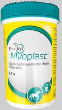 2 x Equitop Myoplast 1,5 kg Dosen (Gesamt 3kg) Boehringer (Pferd)