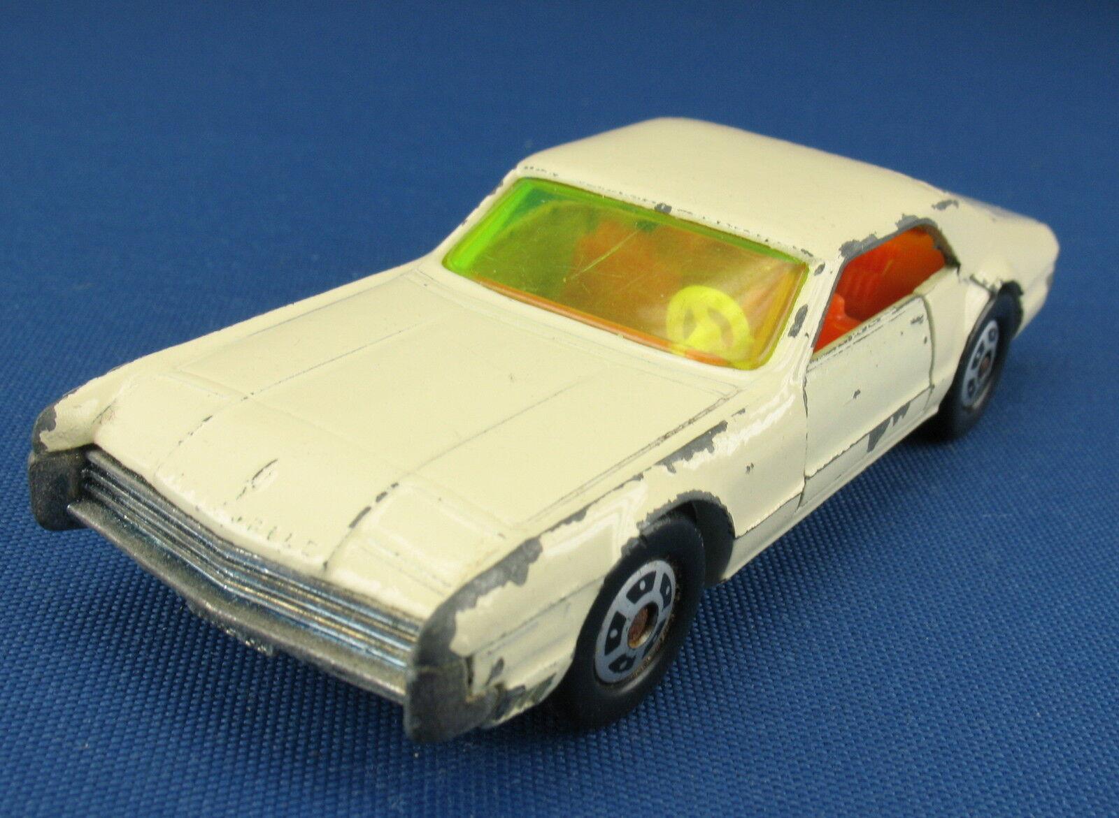 Siku v 267-oldsmobile tornado-Blanc Crème-sans fac-voiture miniature série v267