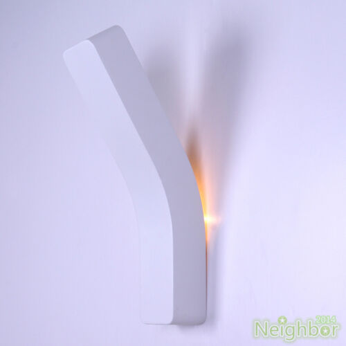 Modern Platone LED Wall Lamp Wall light fixtures Hallway Lighting Black White