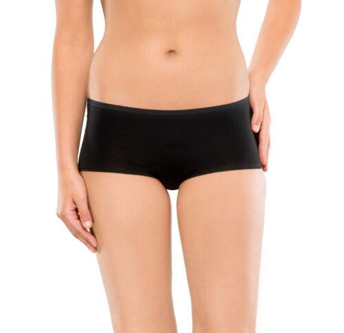 SCHIESSER Damen Shorts Slips Doppelpack 95//5 ESSENTIALS S-4XL Unterwäsche