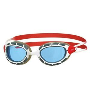 Zoggs-Predator-Swim-Goggles-FINA-Approved-White-Black-Red