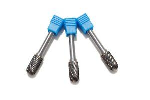 Fresas-rotativa-de-metal-duro-y-dentado-cruzado-punta-redonda-M10-3-unidades