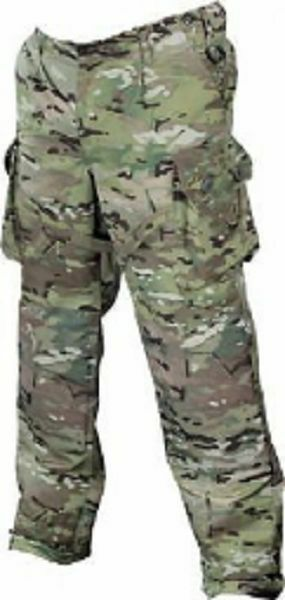 Leo Köhler Bundeswehr German Army KSK MULTICAM KAMPFHOSE Hose pants Medium