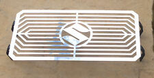 Suzuki 600 Bandido Espejo Pulido de Acero Inoxidable Cubierta De Radiador Enfriador De Aceite