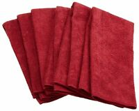 Dii Kitchen Millennium Microfiber, Machine Washable Kitchen Towel Set Of 6, Wine