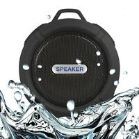 Subwoofer Supersonic Superbass Bluetooth Indoor/outdoor Sports Hifi Speaker Us