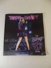 Taylor Swift The Official 1989 World Tour 3D Tour Book Album Photo Book Collecto