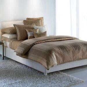 Simply Vera Wang Modern Stripe 4pc Queen Comforter Set