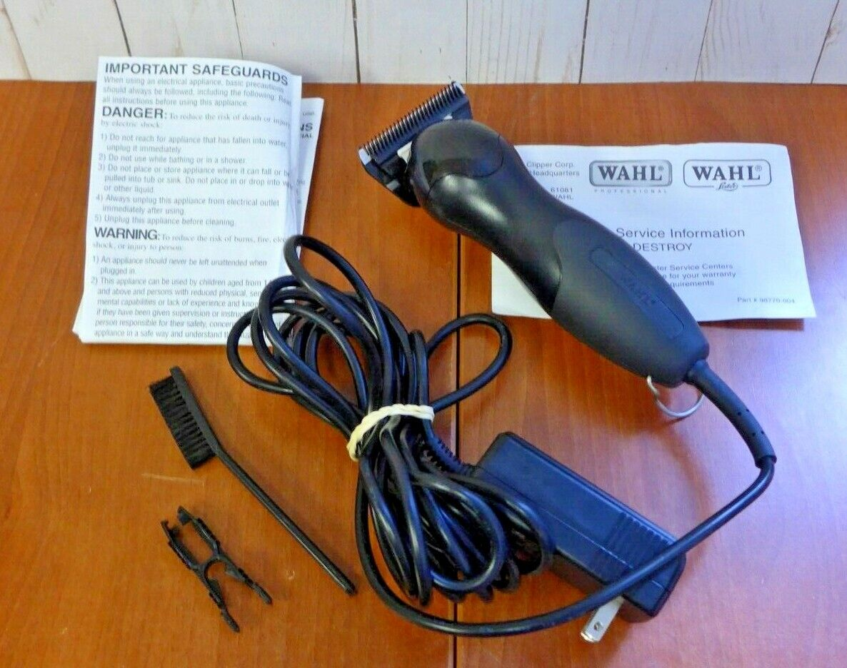 Wahl Power Grip 2-Speed Professional Pet Clipper (XK963)