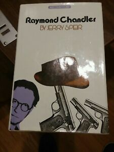 Recognitions-Raymond-Chandler-by-Jerry-Speir-1981-Hardcover